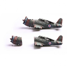 Magnetic Wrecked Bomber