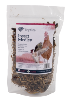 Insect Medley 125gm