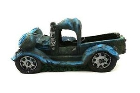 Blue Truck  Air Exhaust